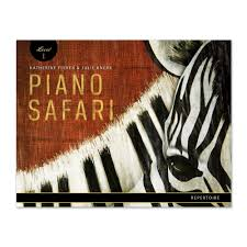 Piano safari level 1 Beginner piano lessons in Didsbury Manchester