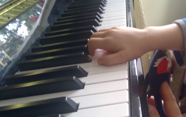 Piano wrist technique Didsbury Manchester