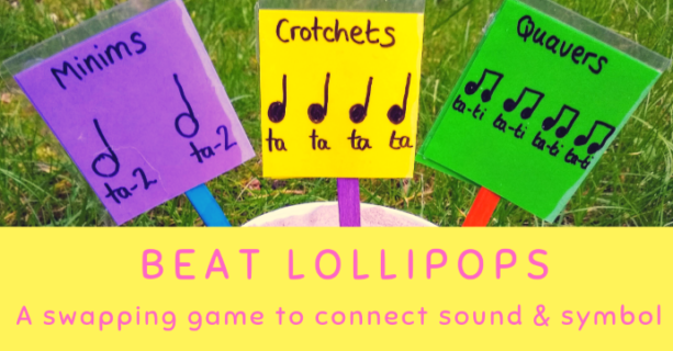 Beat lollipops Didsbury Piano