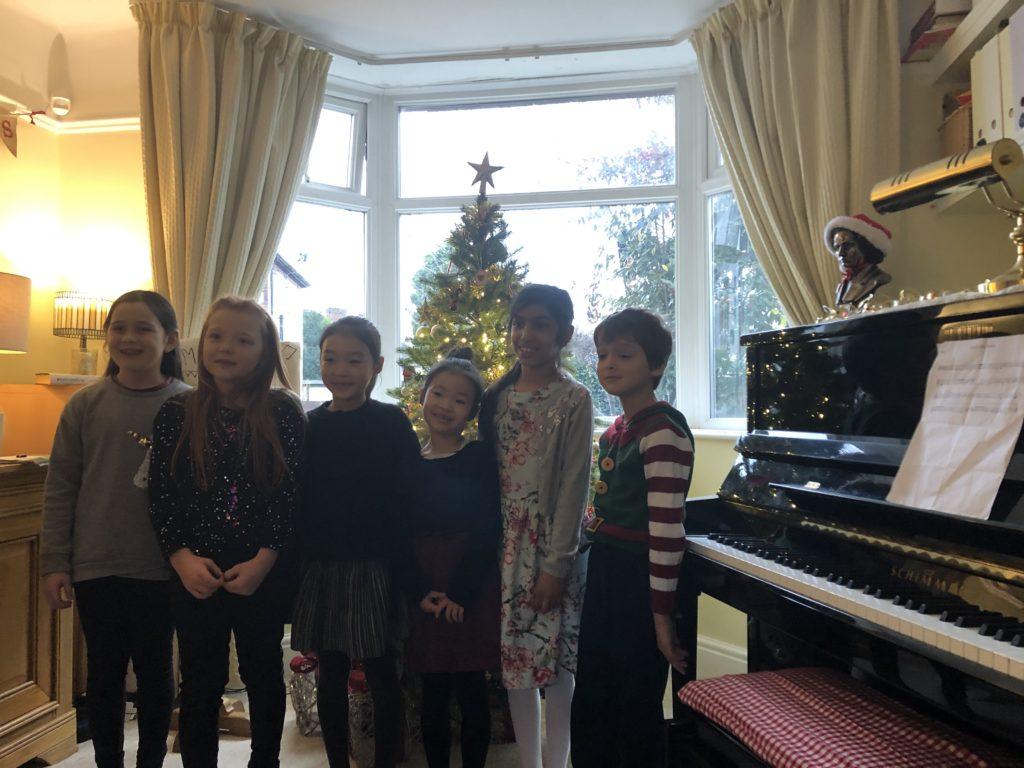mini concert Didsbury Piano 2019